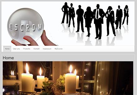 Escron Website