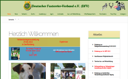 Deutscher Foxterrier-Verband e. V.