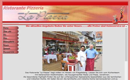 Ristorante Pizzeria La Pazza